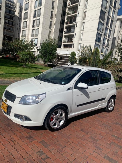 Chevrolet Aveo Emotion Gti 2011 1.6l Mt Ca