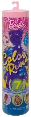 Imagen 1 de 10 de Barbie Color Reveal - 7 Sorpresas - Cambia Color -mattel