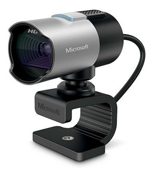 Web Cam Microsoft Life Cam Studio Q2f-00013 Usb 2.0 Lacrada