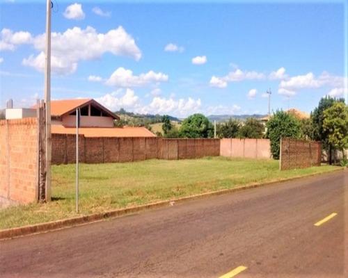 Imagem 1 de 4 de Terreno De 840 M² Em Esquina, No Condomínio Royal Park, No Bairro Vila Golfe - Te00272 - 69527648
