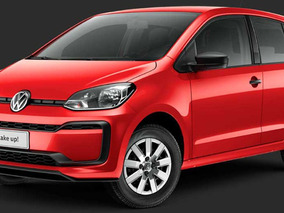 Volkswagen Up! Take Up! -autoahorro