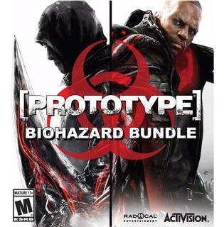 Prototype 1 Y 2 Xbox 360 Licencias