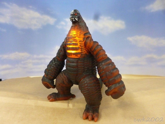 Boneco Ultraman (red King Ex)kaiju Tokusatsu Godzilla Bandai