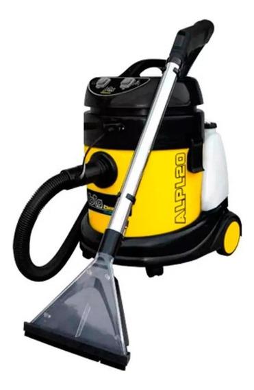 Aspiradora BTA Tools ALPL20 20L amarilla y negra 220V