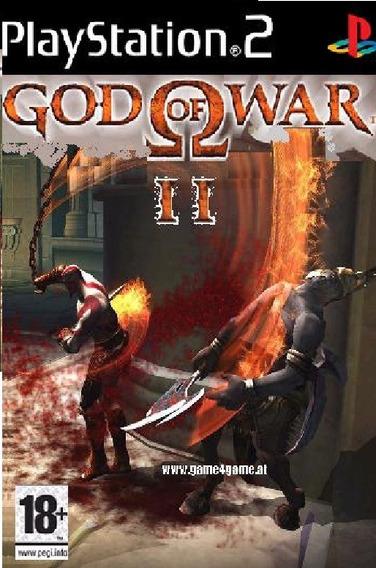 God Of War 2 Play 2 Confira !!