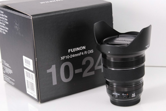 Lente Fuji Xf 10-24mm F4 R Ois Impecável