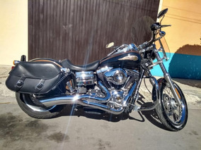 Harley Davidson Super Glide Custom 110 Aniversary