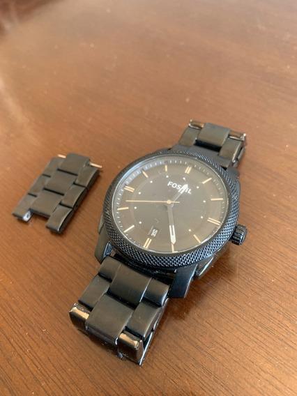 Relógio Fossil Original Masculino Modelo Fs4774