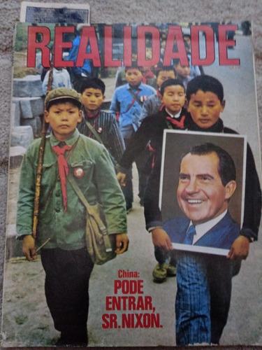 Revista Realidade Nº 66 -de 1971 . Politica Prop. Sumario