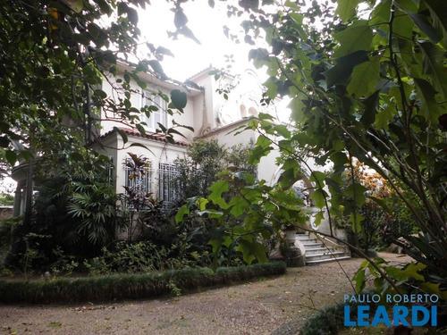 Casa Assobradada - Jardim América  - Sp - 391816