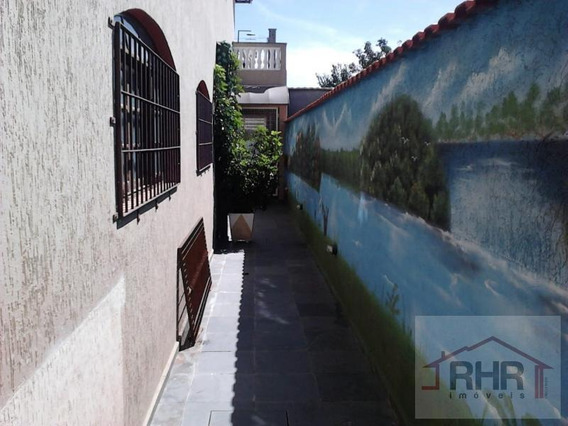 Sobrado Para Venda Em Mogi Das Cruzes, Jardim Miriam, 3 Dormitórios, 1 Suíte, 2 Banheiros, 2 Vagas - 556_1-1367685