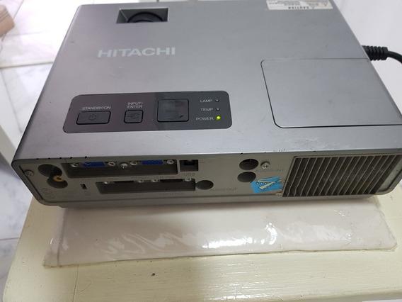 Projetor Hitachi Cp-x253 Liga - Sem Lampada Frete Grátis