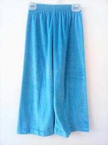 Pantalon Acampanado Azúl