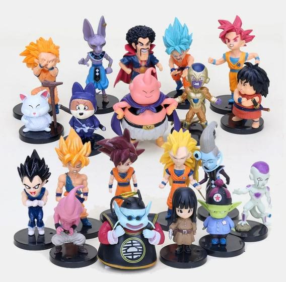 Dragon Ball Coleccion 20 Figuras