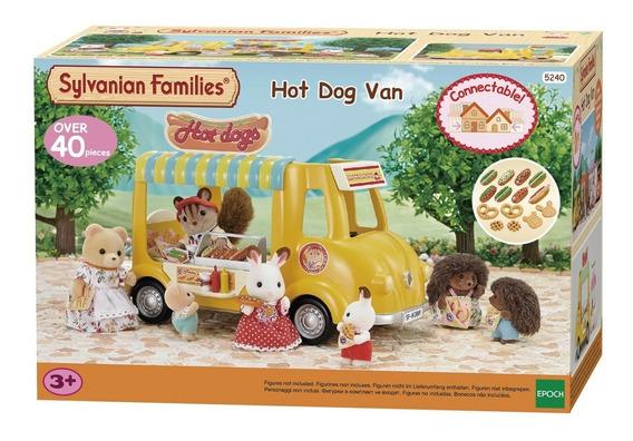 Sylvanian Families - Hot Dog Van (5240)