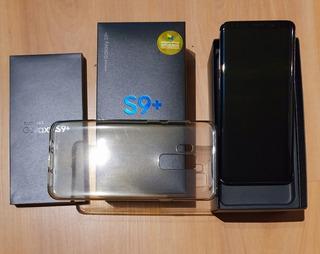 Samsung S9+ Preto Usado Muito Novo