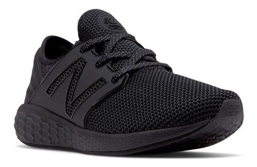 Zapatillas New Balance ® Running Course Negras Hombre - $3.699,00