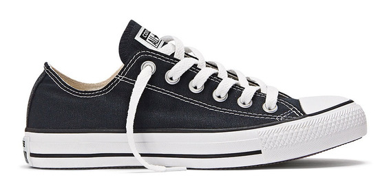 Chuck Taylor All Star Core Negro/blanco Converse 157196c