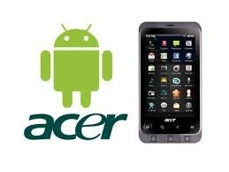 Rom Smarthphone Acer - Restaurar