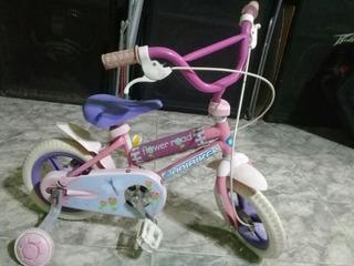 Bicicleta Para Nena Unibike
