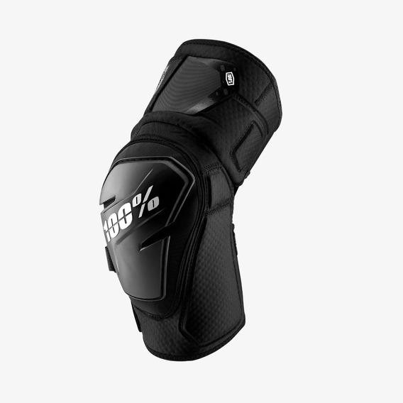 Rodillera Para Motocross Enduro 100% Fortis Negro