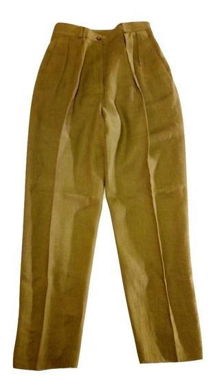 Pantalón Lino 100% Neiman Marcus + Falda D K N Y Liquidación