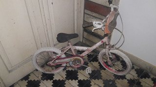Bicicleta Princesas Disney