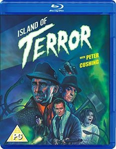 Blu-ray Isl & Of Terror