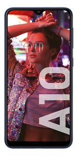 Celular Libre Samsung Galaxy A10 Azul
