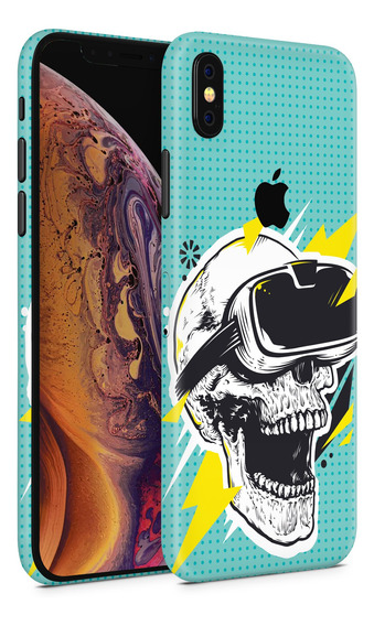 Skin Vr Skull Para Telefonos Apple iPhone