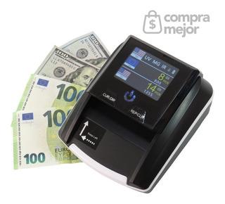 Detector Y Contador De Billetes Falsos Dolares Y Euros 2020
