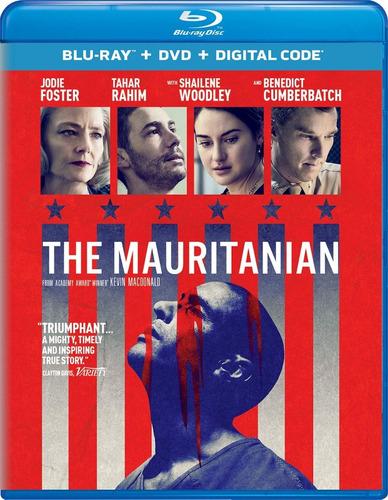 Imagen 1 de 3 de Blu-ray + Dvd The Mauritanian