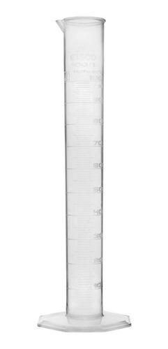 Cilindro Graduado Plástico 100 Ml