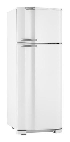 Geladeira / Refrigerador Electrolux Duplex, 462 L, Puxadores Externos, Branca - Dc49a