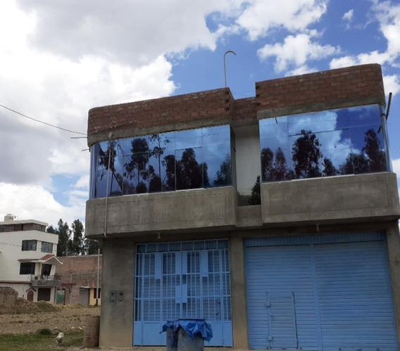 Ocasión Huancayo : Venta 01 Casa De 2 Pisos