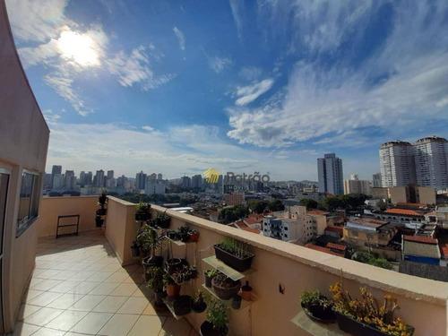 Imagem 1 de 19 de Apartamento Com 3 Dormitórios À Venda, 183 M² Por R$ 900.000,00 - Vila Lusitânia - São Bernardo Do Campo/sp - Ap3133
