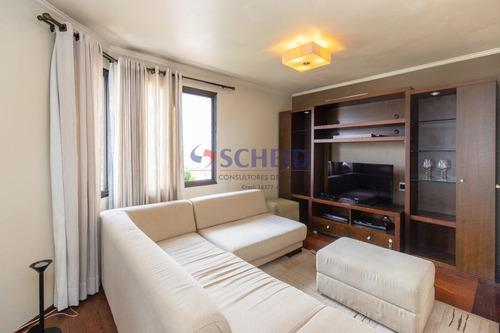 Imagem 1 de 15 de Apartamento De 262m2 Com 4 Dormitórios, 4 Suítes E 4 Vagas De Garagem - Mr76301