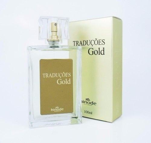 Perfume Traduções Gold Hinode N. 28 100ml Pronta Entrega