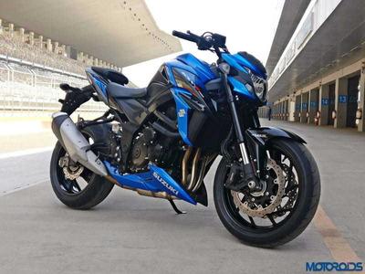 Suzuki Gsx-s 750 A 0km
