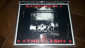 Cd Duplo The Clash - Sandinista (import)