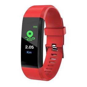 Relógio Pulseira Smartwatch Conexão Bluetooth ( 4 Cores )