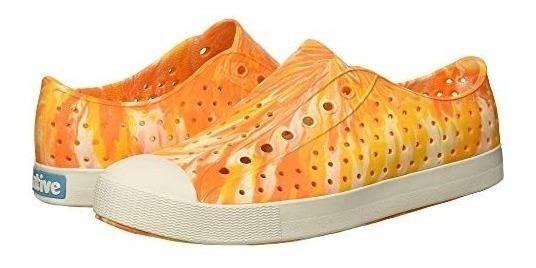 Zapatos Estilo Crocs Marca Native Playa O Diario Aberturas