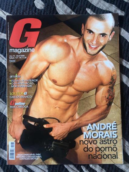 G Magazine 127 André Moraes Carlos B Max Carioca Jhonny Boy