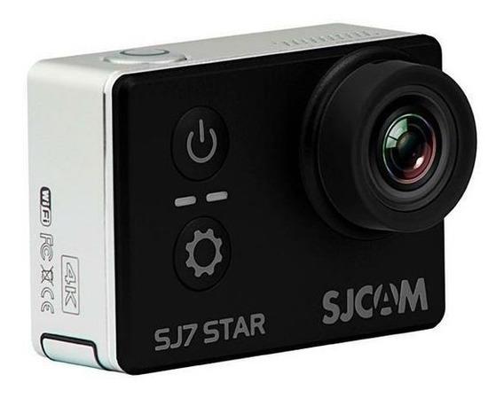 Filmadora Sjcam Sj7 Star Original 4k Ultra Hd Esportiva Sj 7