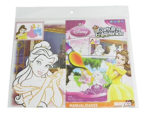 Cartulina Predibujadas Para Colorear De Disney Y Otros