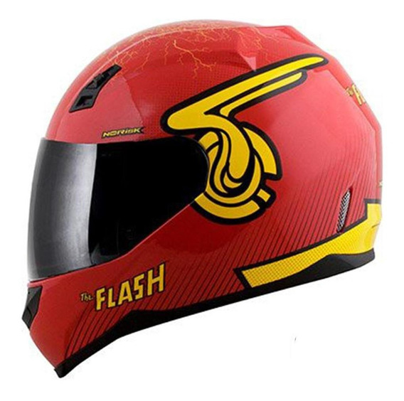 Capacete Norisk Ff391 Flash Symbol