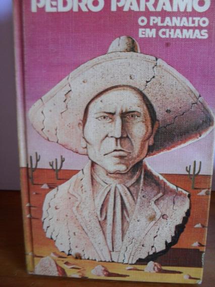 Livro: Pedro Páramo - O Planalto Em Chamas - J. Rulfo