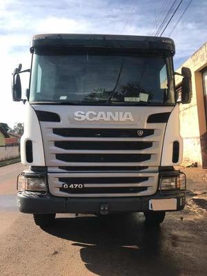 Scania G470a-6x4