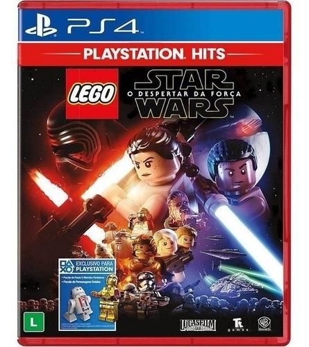 Lego Star Wars O Despertar Da Força ( Playstation Hits )ps4