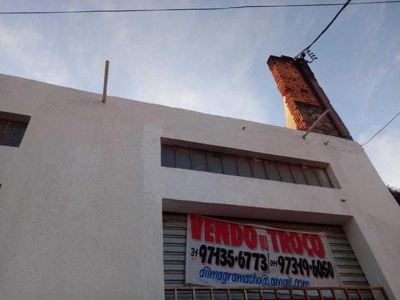 Salão Comercial, Galpão, Residencia. Cidade De Esmeraldas/mg